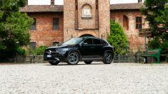 Mercedes GLA 200 d Automatic Premium, vista 3/4 anteriore