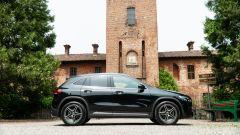 Mercedes GLA 200 d Automatic Premium, vista laterale