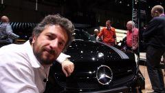 Mercedes GLA 2017, Maybach G 650 e classe X Concept: in video dal Salone di Ginevra 2017 - Immagine: 1