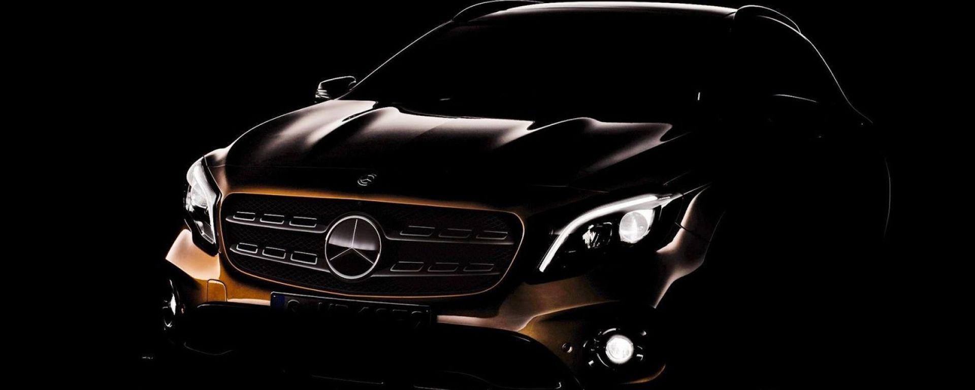 Mercedes GLA 2019: ecco cosa cambierà