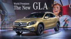 Nuova Mercedes GLA: ecco come cambia e quando esce - Immagine: 2
