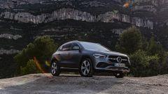 Mercedes GLA 2020 3/4 anteriore