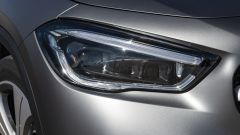 Mercedes GLA 2020: dettaglio anteriore