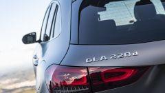 Mercedes GLA 2020 dettaglio posteriore
