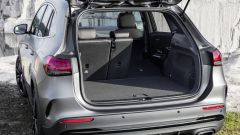 Mercedes GLA 2020, il bagagliaio