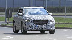 Mercedes GLA 2020, il frontale