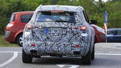 Mercedes GLA 2020, il posteriore