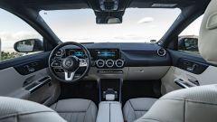 Mercedes GLA 2020, interni