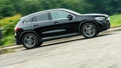 Mercedes GLA 2020, la prova su strada
