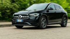 Nuova Mercedes GLA 2020, prova video