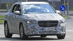 Mercedes GLA 2020, l'anteriore