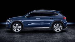 Mercedes GLA 2020, ordini aperti