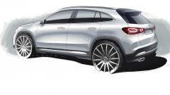 Nuova Mercedes GLA 2020, guarda il video della diretta streaming