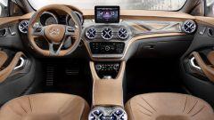 Mercedes GLA Concept, nuove foto e video - Immagine: 35