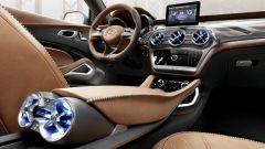 Mercedes GLA Concept, nuove foto e video - Immagine: 5