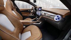 Mercedes GLA Concept, nuove foto e video - Immagine: 36
