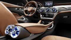 Mercedes GLA Concept, nuove foto e video - Immagine: 41