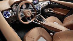 Mercedes GLA Concept, nuove foto e video - Immagine: 34