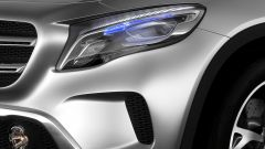 Mercedes GLA Concept, nuove foto e video - Immagine: 29