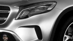 Mercedes GLA Concept, nuove foto e video - Immagine: 30