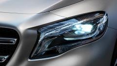 Mercedes GLA Concept, nuove foto e video - Immagine: 28