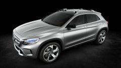 Mercedes GLA Concept, nuove foto e video - Immagine: 20