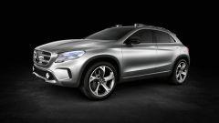 Mercedes GLA Concept, nuove foto e video - Immagine: 21