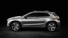 Mercedes GLA Concept, nuove foto e video - Immagine: 22