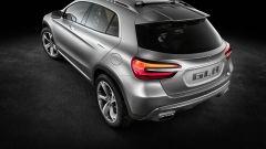 Mercedes GLA Concept, nuove foto e video - Immagine: 27