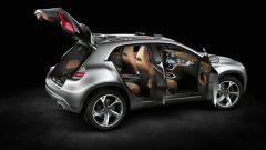 Mercedes GLA Concept, nuove foto e video - Immagine: 19
