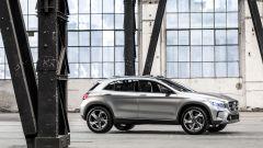 Mercedes GLA Concept, nuove foto e video - Immagine: 6