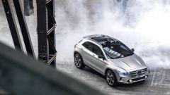 Mercedes GLA Concept, nuove foto e video - Immagine: 7