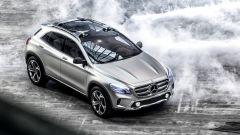 Mercedes GLA Concept, nuove foto e video - Immagine: 8