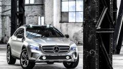 Mercedes GLA Concept, nuove foto e video - Immagine: 9