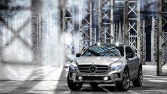 Mercedes GLA Concept, nuove foto e video - Immagine: 10