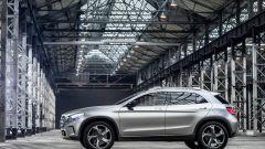 Mercedes GLA Concept, nuove foto e video - Immagine: 12