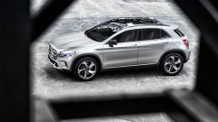 Mercedes GLA Concept, nuove foto e video - Immagine: 13