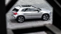 Mercedes GLA Concept, nuove foto e video - Immagine: 18
