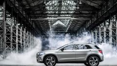 Mercedes GLA Concept, nuove foto e video - Immagine: 17