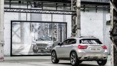 Mercedes GLA Concept, nuove foto e video - Immagine: 16