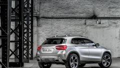 Mercedes GLA Concept, nuove foto e video - Immagine: 15