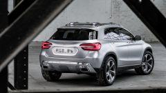 Mercedes GLA Concept, nuove foto e video - Immagine: 1