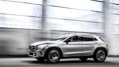 Mercedes GLA Concept, nuove foto e video - Immagine: 14