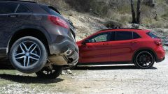 Mercedes GLA Enduro - Immagine: 9
