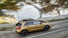 Mercedes GLA 2017: la prova del restyling - Immagine: 9
