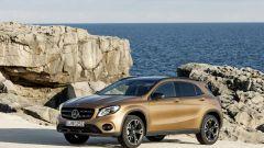 Mercedes GLA 2017: la prova del restyling - Immagine: 10