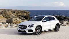 Mercedes GLA 2017: la prova del restyling - Immagine: 18