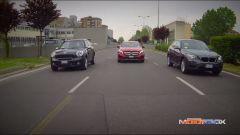 Mercedes GLA vs BMW X1 vs Mini Countryman - Immagine: 3
