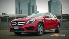 Mercedes GLA vs BMW X1 vs Mini Countryman - Immagine: 4