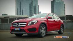 Mercedes GLA vs BMW X1 vs Mini Countryman - Immagine: 4